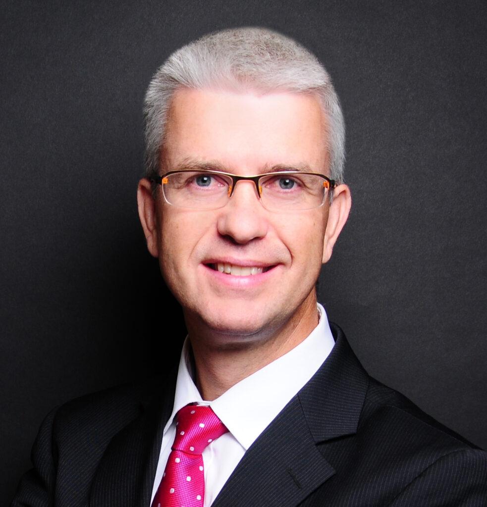 Torsten Sämann, DKB, member of ECUC